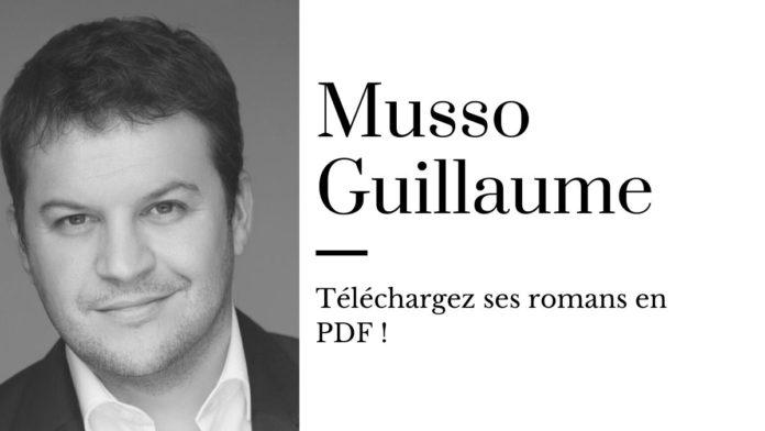 Romans PDF gratuits de Musso Guillaume