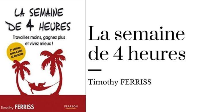 Télécharger La semaine de 4 heures en PDF gratuit, de Timothy Ferrisss