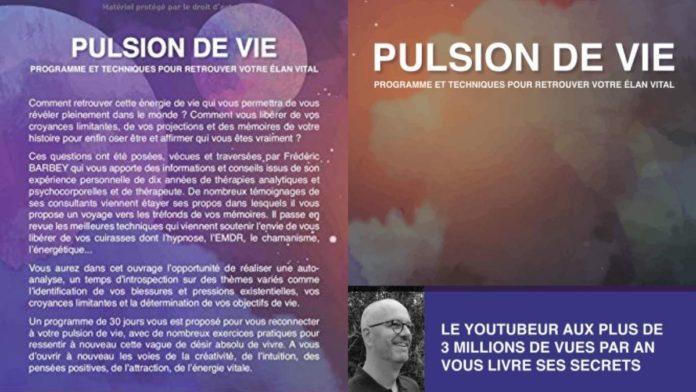 Pulsion de vie de Frédéric Barbey