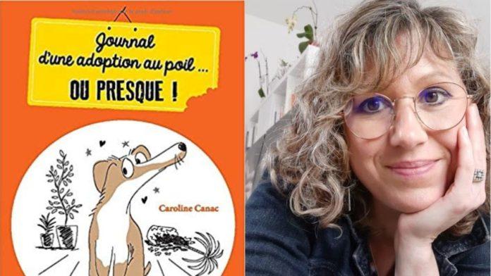 « Journal d'une adoption au poil… ou presque » de Caroline Canac